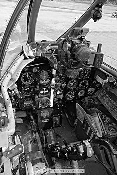 Mig 15 cockpit