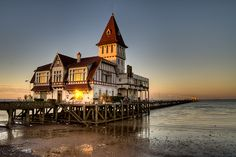 The Fisherman's Club, Buenos Aires. Argentina.