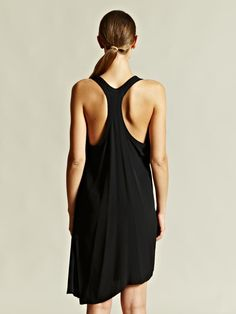 Damir Doma Women's Scupa Vest Dress | LN-CC