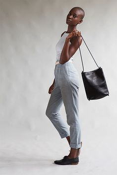 CHIYOME Bags - The 'Hover' Debut at NYFW