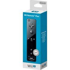 BARGAIN Wii U Remote Controller Plus in Black £17.99 at Argos CHEAPEST UK PRICE - Gratisfaction UK