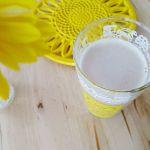 5-Minute+Vanilla+Almond+Milk