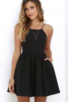 short Prom Dresses,Black short prom dress,cute homecoming dress,sweet 16 gowns,little black dress