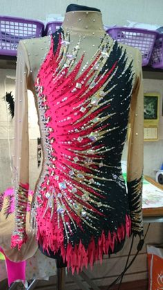 Gymnastics Suits, Gymnastics Costumes, Rhythmic Gymnastics Leotards, Dance Costumes, Dance Outfits, Dance Dresses, Glitz Pageant, Figure Skating Dresses, Costume Collection