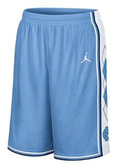 North Carolina Tar Heels 2011-2012 Tackle Twill Player Shorts By Nike - Carolina Blue