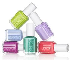 Essie Naughty Nautical Collection Summer 2013