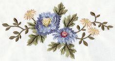Zinnia Floral Spray