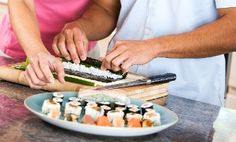 Groupon - Two-Hour, BYOB Sushi-Making Class at Mt. Fuji Sushi Bar & Japanese Cuisine in Mt. Fuji Sushi Bar & Japanese Cuisine. Groupon deal price: $30