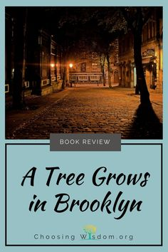 A Tree Grows in Brooklyn I feel like I was the only person who hadn't heard of the book A Tree Grows in Brooklyn. The New York Public Library selected it as one of the books of the century, and Anna Quindlen considered it one of the most beloved in its cannon. So I guess my first question is where have I been to have missed this one?