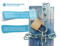 Mietkautionsversicherung - Mietkautionsgarantie.ch