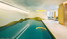 The dirty plasters and stray hairs of public swimming pools will not trouble the new owner of Stratheden - it boasts its own indoor 12-metre...