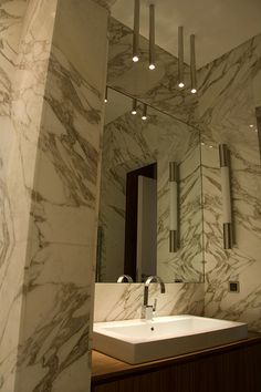 Lighting by PSLAB for Bernard Khoury. DW5 on private residence, Beirut.