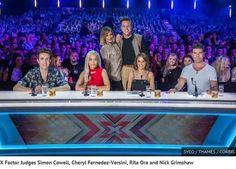 The X Factor UK - 2015 Judges and Co-Hosts