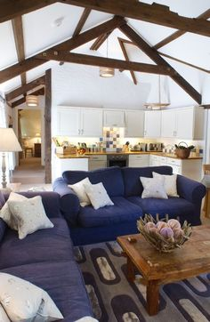 Luxury self-catering St Mawes, Luxury family self-catering St Mawes, The Scrumpy Barn