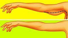 13 ασκήσεις του 5άλεπτου που θα μεταμορφώσουν τα χαλαρά μπράτσα σε σφριγηλά