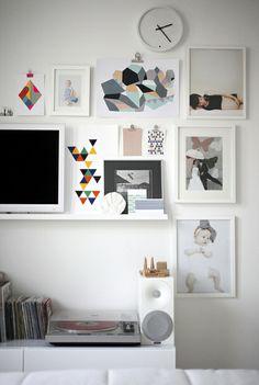 design is mine : isn't it lovely?  INTERIOR INSPIRATION : A RANDOM THURSDAY. *upper right cute pregnancy photo idea