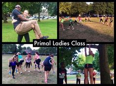 Primal Ladies class on Tuesday night! #PrimalPlay #Strength — at Primal Playout (Acton Green Common)