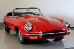 Jaguar E-Type 1969 Series 2 cabriolet