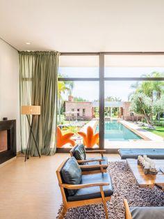 Zagora is a luxury private villa located in the Palmeraie of Marrakech.