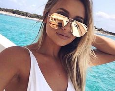 www.modespot.be Quay Australia High Key Gold http://bellanblue.com
