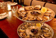Hugo notte Oyster bar