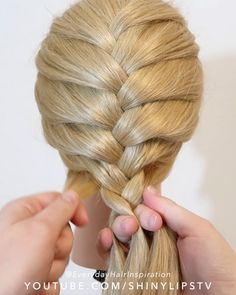 How to braid for beginners step by step, full talk through! Check it out! How to braid for beginners step by step, full talk through! Check it out! Easy Hairstyles For Long Hair, Braids For Long Hair, Up Hairstyles, Girl Hair Braids, Box Braids, How To Braid Hair, Easy Hair Braids, Braids For Girls, Easy Toddler Hairstyles
