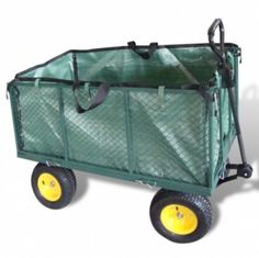 Garden Trolley 350 kg Load  Grab this Fantastic Opportunity. At Luxury Home Brands WE always Find Great Stuff for you :)