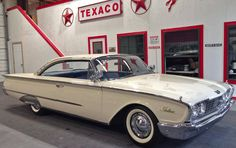 1960 Ford Starliner.  All Time Fave.