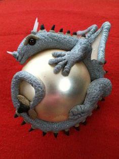 Dragon Ornament!