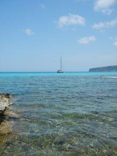 calo de san agusti, Formentera