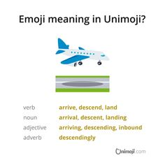 We are arriving at the destination. 🛬 We are arriving at the destination. Emoji Language, Holiday Destinations, Being Used, Landing, Meant To Be, Symbols, Graphics, Instagram, Graphic Design