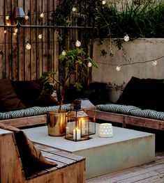 Perfect 💕 Backyard Seating, Garden Seating, Backyard Patio, Outdoor Spaces, Outdoor Living, Outdoor Decor, Gourmet Garden, Garden Design, House Design