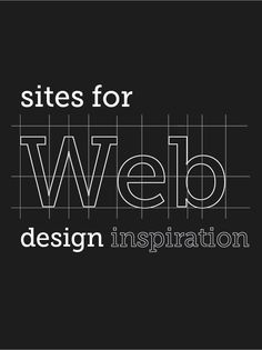 These gorgeous sites have something for everyone, from amateurs to pros. *** especially webdesignledger.com