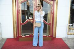 Hollywood Historic Hotel #KarenWalker #JCrew #AliceNOlivia #Gucci #Essie