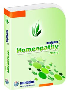 Netripples Homeopathy Hospital Software is a comprehensive ready to use software designed to manage and automate the operations of any Homeopathy Hospital of single Homeopathy or Multiple Homeopathy Hospitals or small Hospitals. The ready to user Software includes all Patient Registrations...read more... http://www.netripples.com/HomeopathyHospital_ReadMore.aspx