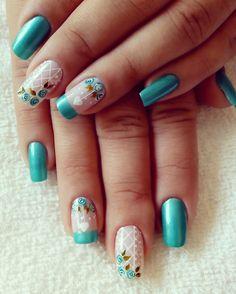 😍💅🏼 #nails #unhas #unhasdasemana #kathiaunhasdecoradas #da #love #love #amounhas #decoracao #nailsdesign #designs #uñas #fashionnails #longnails