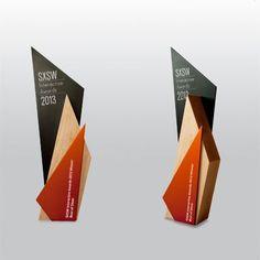 SXSW Trophies 2013