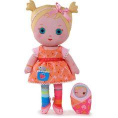 Mooshka Tots Doll, Kella - Walmart.com