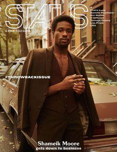 Male Fashion Trends: Shameik Moore para STATUS Magazine por JC Cerilla