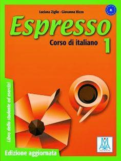 """Aula de italiano: Libro de texto """"Espresso 1"""" en PDF"""