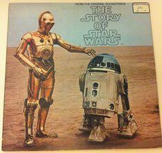 Vintage Vinyl - the Story of Star Wars