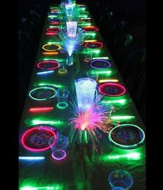 http://blovelyevents.com/2013/10/05/neon-glow-in-the-dark-party/