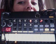 Korg Volca beats :) analog drum machine