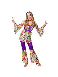 Anni Settanta AFFARE-Parrucca Costume 1970 S