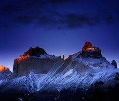 Torres del Paine NP, Patagonia