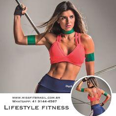 Entre em forma saia da rotina! Só não vale ficar parada.! Conte com a Miss Fit Brasil para compor seus looks fitness/casuais. O melhor da moda fashion fitness.  ______________________________________  http://ift.tt/1PcILpP  www.fitzee.biz Whatsapp: 41 9144-4587  Worldwide shipping  Parcele em até 4x sem juros via Pagseguro  Desconto de 8% para pagamento a vista via depósito/ transferência bancária.  #missfitbrasil #lifestylefitness #lindaatetreinando #amamostreinar  #bestrong #girlswholift…