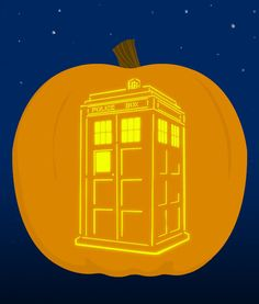 18 Insanely Clever Pop Culture Stencils To Up Your Pumpkin Carving Game
