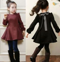 Buy directly from the world's most awesome indie brands. Or open a free online store.-- Gorgeous bowtie dress from Little Diva Kids Boutique on Storenvy Little Girl Fashion, Fashion Kids, Fashion Clothes, Fashion Dolls, Style Fashion, Little Girl Dresses, Girls Dresses, Outfits Niños, Baby Outfits