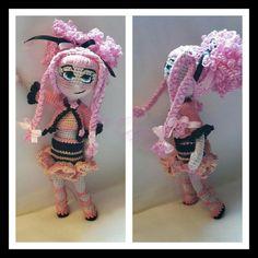 Tiffy Mod-Kit *Pink and Black*