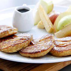 פסח: פנקייק ביתי ברוטב מייפל מתוק, נוטלה ופירות שאוהבים
